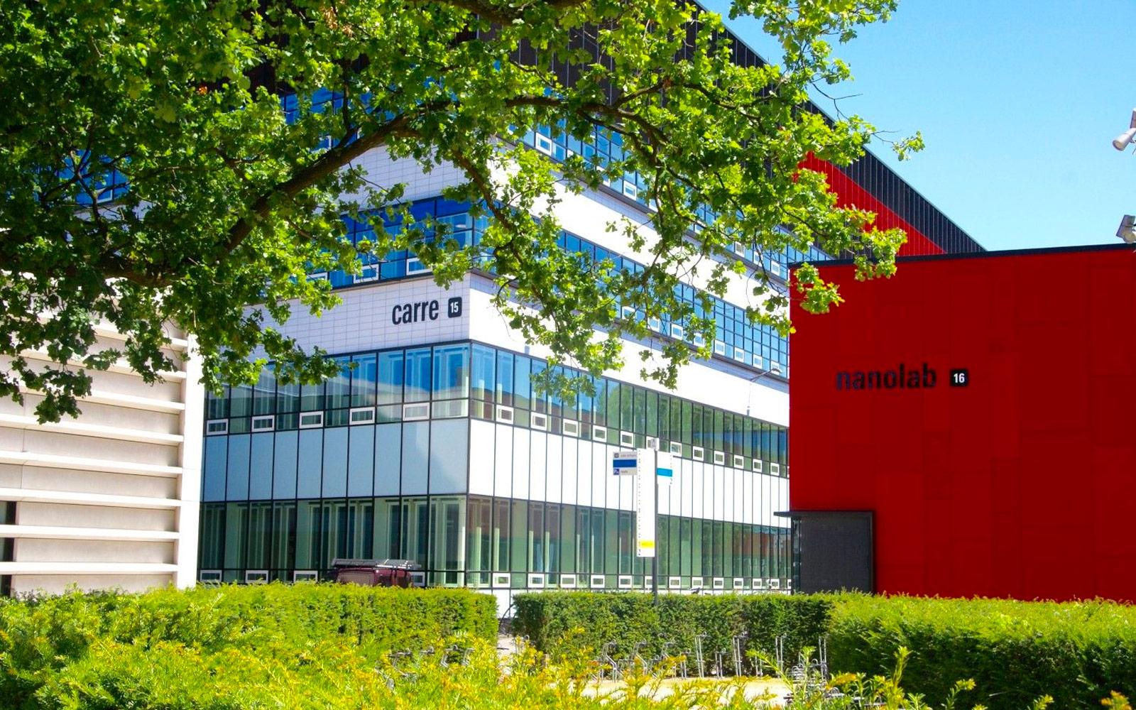 University of Twente  banner