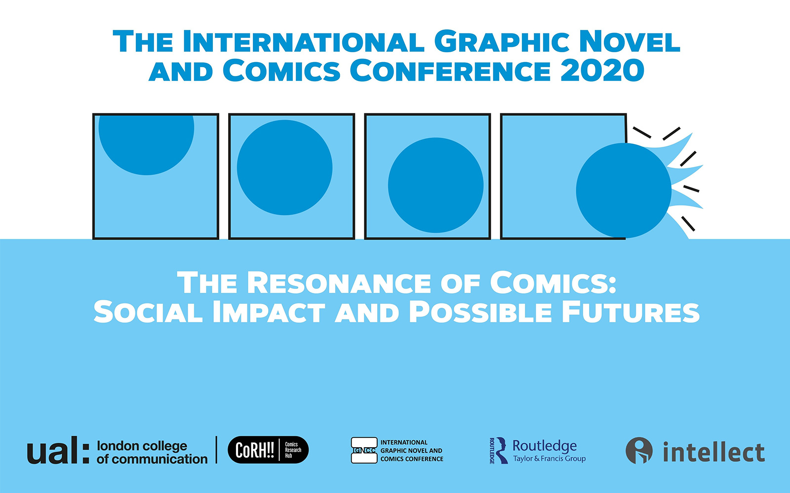 International Graphic Novel and Comics Conference  banner