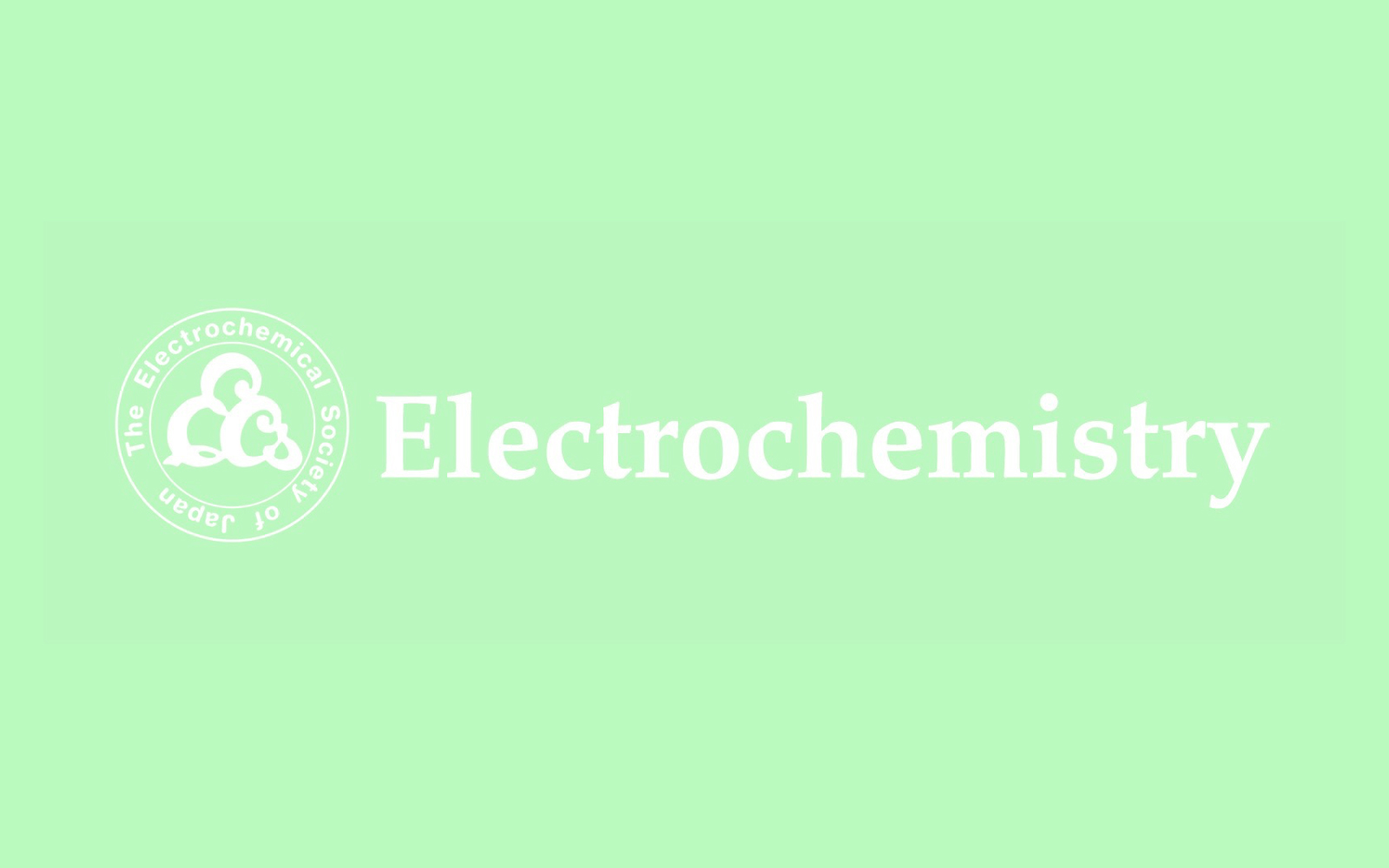 Electrochemistry  banner