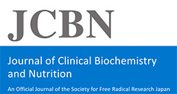 Journal of Clinical Biochemistry and Nutrition